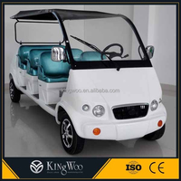 Electric 8 Passenger Golf Cart From China