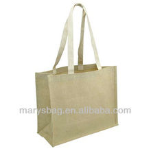 Promotional Juco Bags made with a weaved combination of sustainable biodegradable jute and cotton