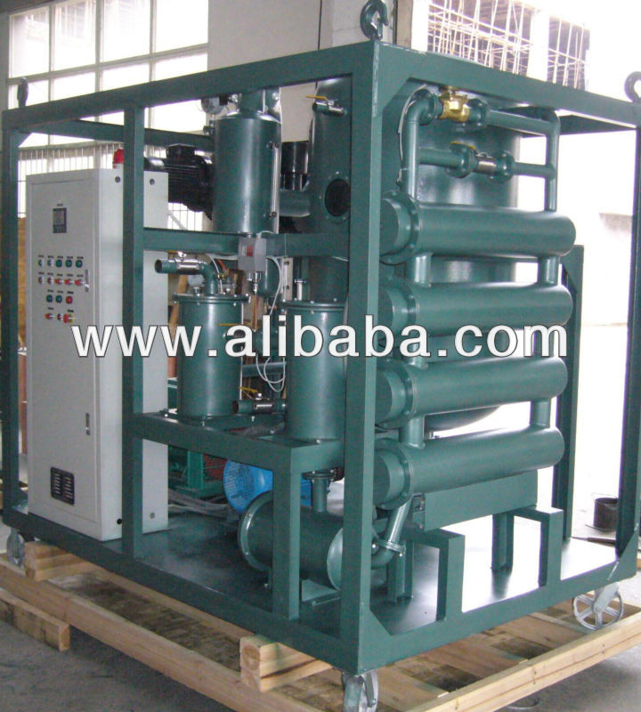 Hydraulic Oil Purification, Lubricating Oil Filtration Plant