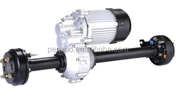 48v 1000w brushless dc motor for electric vehicle