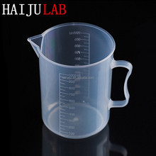 HAIJU Laboratory 1000ml Plastic Measuring Cup Manufacturer