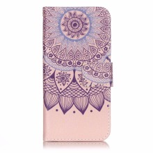 "Flower Design Printed Flip Cover Phone Case For Iphone 7 4.7"" Factory Manufacturer Flip Wallet Case For Iphone 4 5 6 7 6p 7p"