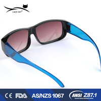 Ce Certified Good Feedback Custom Tag Colorful Free Sample Safety Glasses