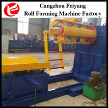 Roll Forming machine, Color Steel Coils Auto Uncoiler on sale