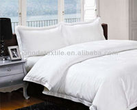 100% cotton hotel luxury king size bedding set bed in a bag