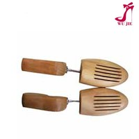 OEM Spring wooden shoe tree and the Dutch wooden shoe tree /wood shoe stretcher