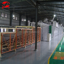 Full Automatic gypsum board production line/PVC gypsum board machine