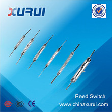 NO contact glass tube magnetic reed switch