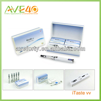 variable volt&watt electronic cigarette,innokin new e cig mod,itaste vv cartomizer kit itaste vv 10s kit innokin itaste vv e cig