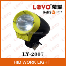 Car accessories for hid xenon work light, Hid work light for heavy duty, Hid work lamp for trucks