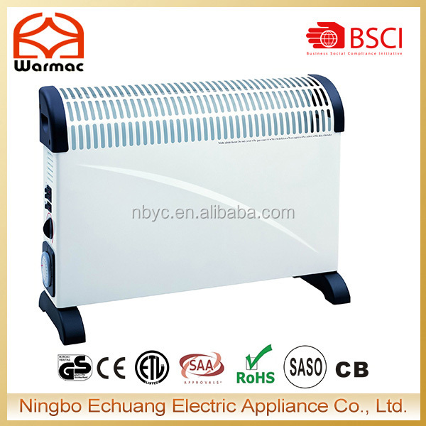 2000W DL01 TIMER Small Convector Heater