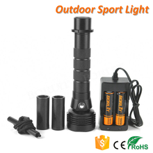 5000LM 5pcs L2 Waterproof Diving Powerful LED Flashlight
