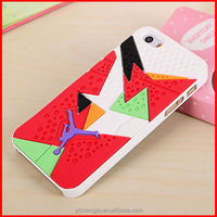 Promotional 3d silicone cheap custom made phone cases