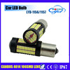 Error Free Amber Red 106 -SMD BAU15S 7507 1156 1157 Canbus LED Bulb For Turn Signal Lights