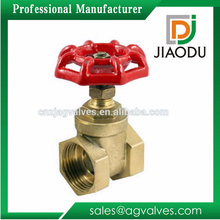brass rising stem gate valve
