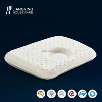 Thailand natural latex Baby head-bone solidify pillow