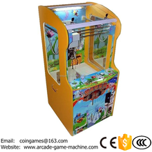 2016 New Coin Operated Amusement Park Equipment Children Kids Arcade Mini Gift Plush Toy Claw Crane Game Machine For Sale