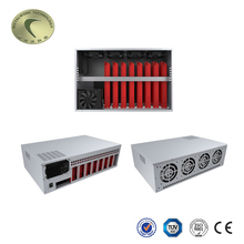 2018 China Hot Sales New Design ATX Computer Cabinet 4U Chassis For Data Center