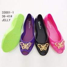 wholesale dress jelly shoes for men