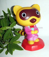 OEM 15cm vinly cartoon bear action figure