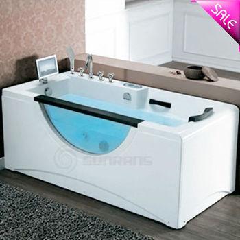Hot Sale Comfortable Custom Size Bathtubs Small Bathtub