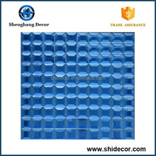 High quality Cheap price Glass Mosaic Swimming Pool Tile
