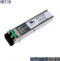 155Mbps SM DDM 1310 FP 60KM LCOptical gigabit sfp modules for network switch isolated