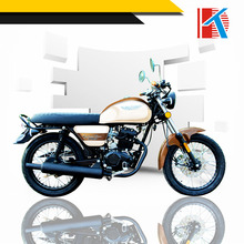 Simple style hot selling electric or kick starter start mode 125cc enduro motorcycle