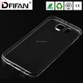DFIFAN transparent tpu case for samsung galaxy s6 mobile cover case for samsung s6 edge
