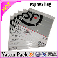 Yason express bag for packing mail packing courier from china to uk