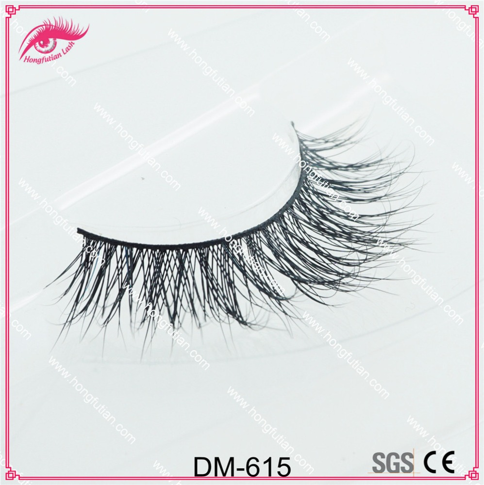 mink lashes 3d lashes with custom eyelash packaging