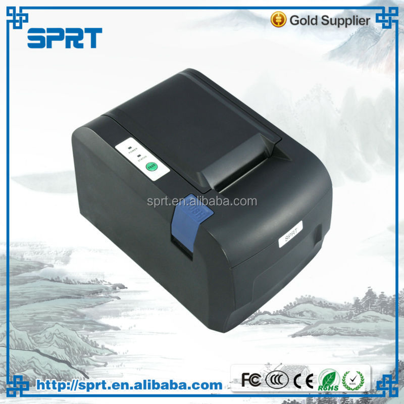 computer use 58mm thermal slip Printer machine for list receipt