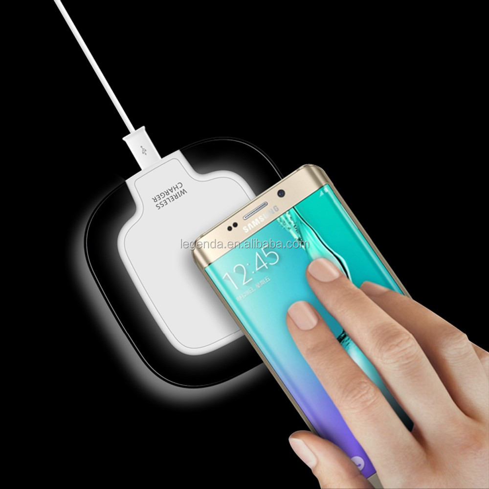 2016 New Product Universal Wireless Mobile Charger Mini Project