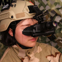 Tactical Military with Helmet Support Night Vision Infared Goggles