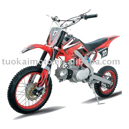 125cc 4-Stroke Air-cooled Dirt bike/lifan engine dirt bike (TKD125-Q)