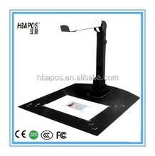 Alibaba retail Logistics equipment automatic book scanner 5M document camera