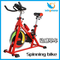Mute spinning on a stationary bike home fitness equipment interior damping on a stationary bike pedal bicycles