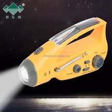 LED Light and Power Bank, Quality Bright LED Tactical Torch Flashlight With Built-In Rechargeable Battery