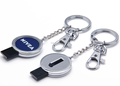 Custom round shape pull and push USB Pendrive 1G-128gb