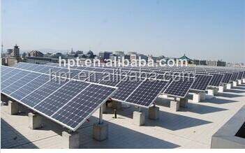 High quality grid switch BFS-6KW solar power irrigation system