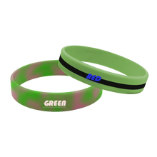 Colourful Wrist Band For Children That Can House A Gps/rfid/nfc Chip Inside For Corporate Gifts