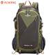 50l ripstop nylon waterproof mountain top backpack outdoormountaineering hiking bag