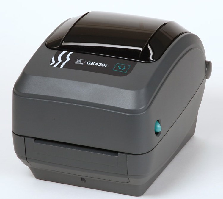 Guangzhou Supplier ZEBRA GK420t(203dpi) Barcode Label Printer