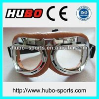 New style ABS frame leather mx helmet cool motorcycle sunglasses