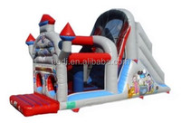 castle obstacle course/inflatable course /damp proof course
