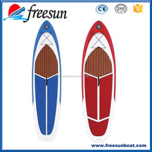 Weihai FREESUN Barato Inflável Stand Up Paddle Board stand-up placa pedal