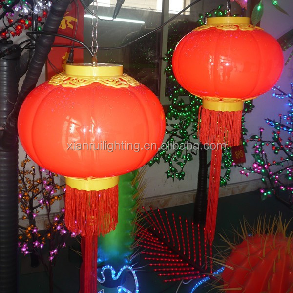 Made in China wholesale high quaity chinese new year lantern festival decoration