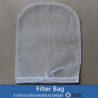 500 micron nylon mesh filter bag manufacture in China