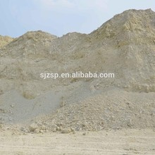 factory Bentonite clay for construction materials