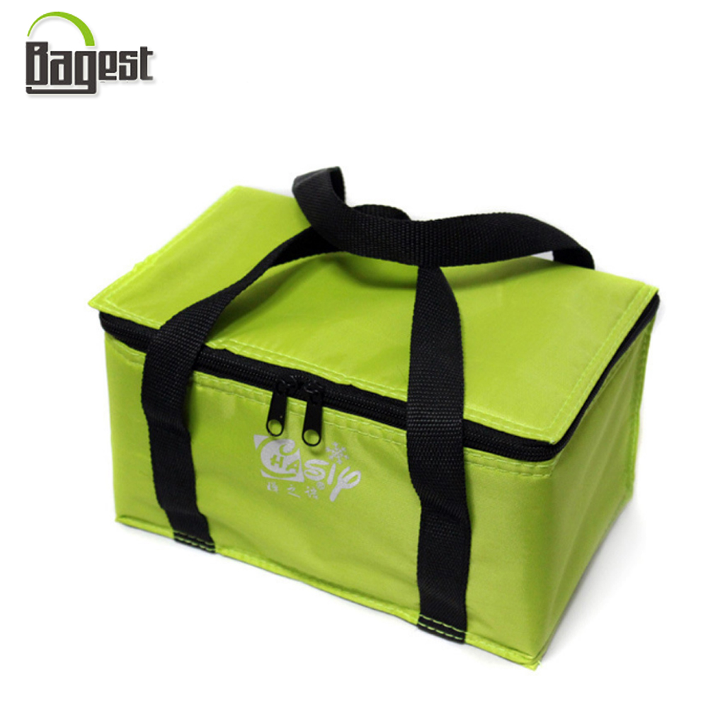 Wholesale Customized Brand Top Quality Polyester Cooler Bag